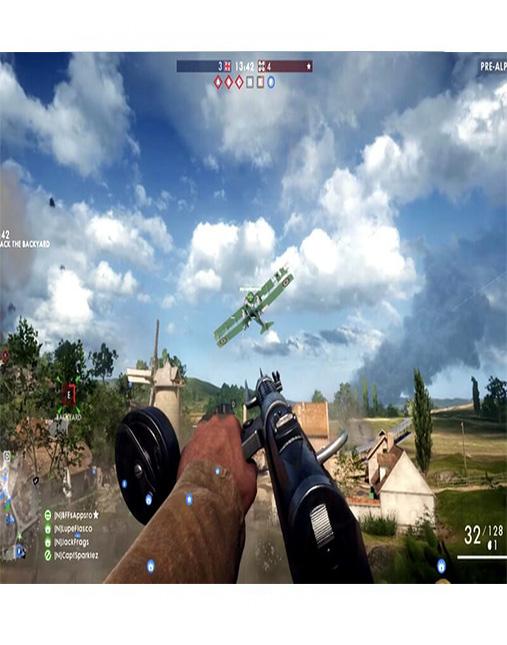تصویر بازی Battlefield 1 برای Ps4 04