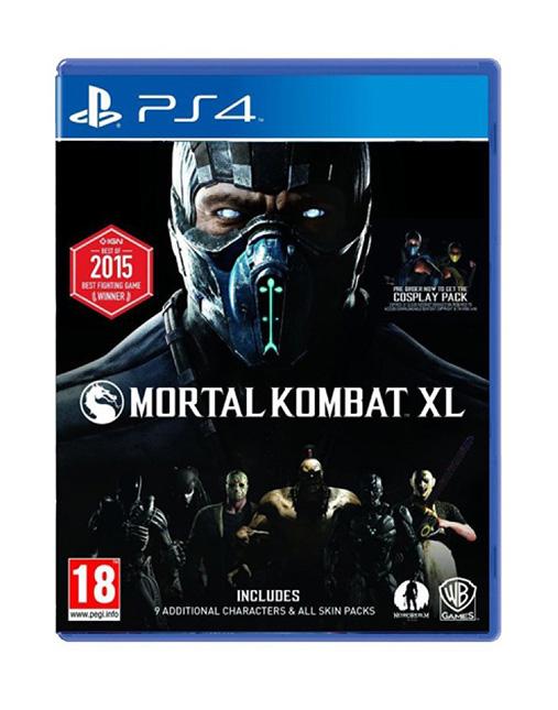 خرید بازی Mortal Kombat XL برای PS4
