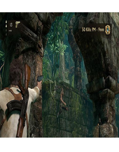 تصویر بازی Uncharted The Nathan Drake Collection برای PS4 02