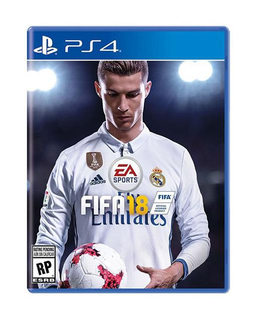 خرید بازی FIFA 18 برای PS4