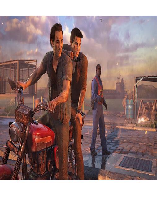 تصویر بازی Uncharted 4 A Thief's End برای PS4 01