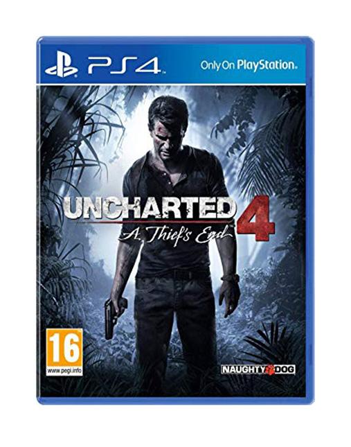 خرید بازی Uncharted 4 A Thief's End برای PS4
