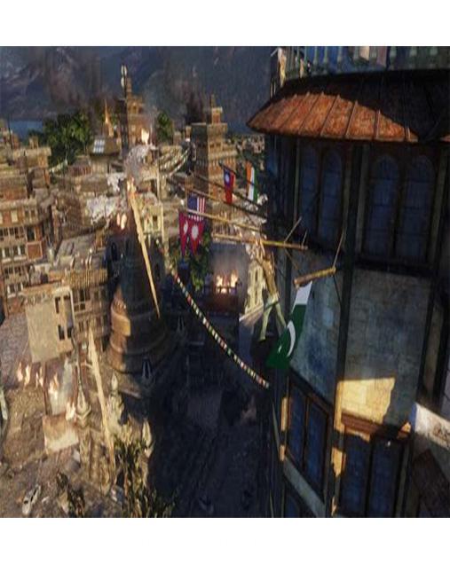 تصویر بازی Uncharted The Nathan Drake Collection برای PS4 01