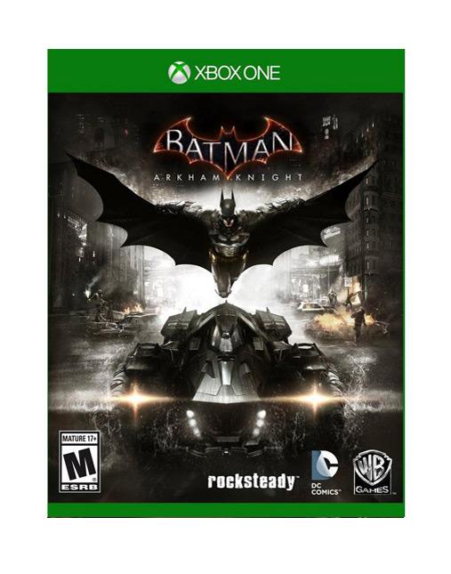 خرید بازی Batman Arkham Knight برای Xbox One