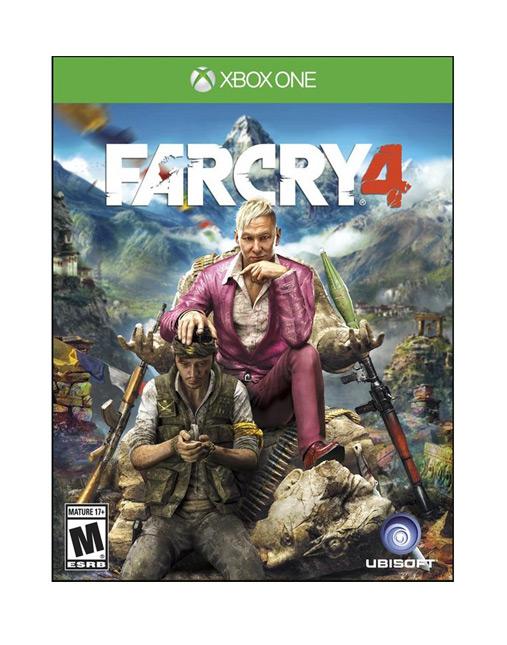خرید بازی Far cry 4 برای Xbox One