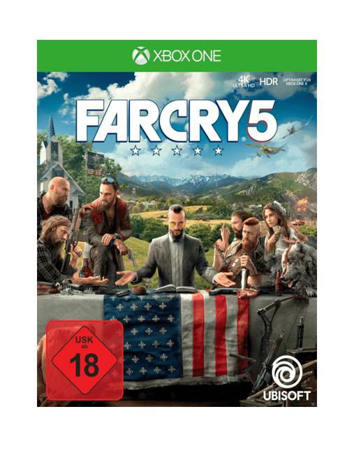 خرید بازی Far cry 5 برای Xbox One