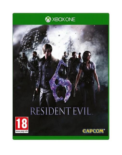 خرید بازی Resident Evil 6 برای Xbox One