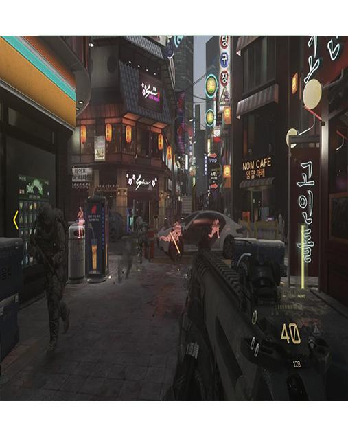تصویر بازی Call Of Duty Advanced Warfare برای Xbox One 04