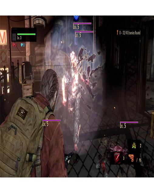 تصویر بازی Resident Evil Revelations 2 برای PS4 01