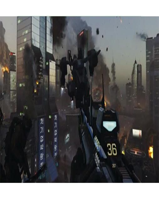 تصویر بازی Call Of Duty Advanced Warfare برای Xbox One 01