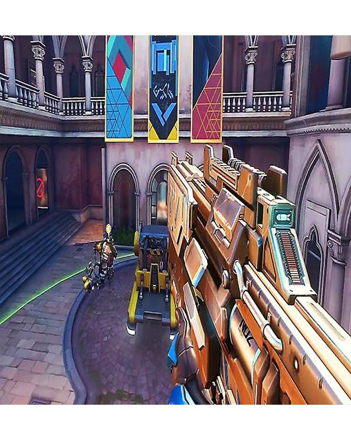 تصویر بازی Overwatch برای Xbox One 03