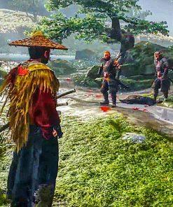 تصویر بازی Ghost of Tsushima برای Ps4 03
