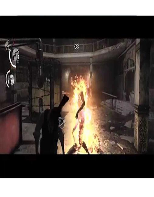 تصویر بازی The Evil Within برای Ps4 03