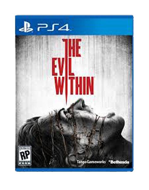 خرید بازی The Evil Within برای Ps4