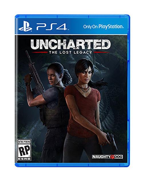 خرید بازی Uncharted The Lost Legacy برای PS4