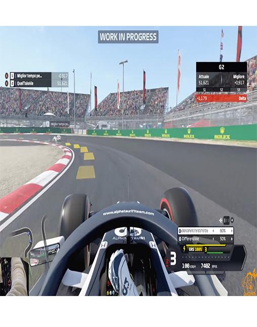 تصویر بازی F1 2020 Seventy Edition برای Ps4 02