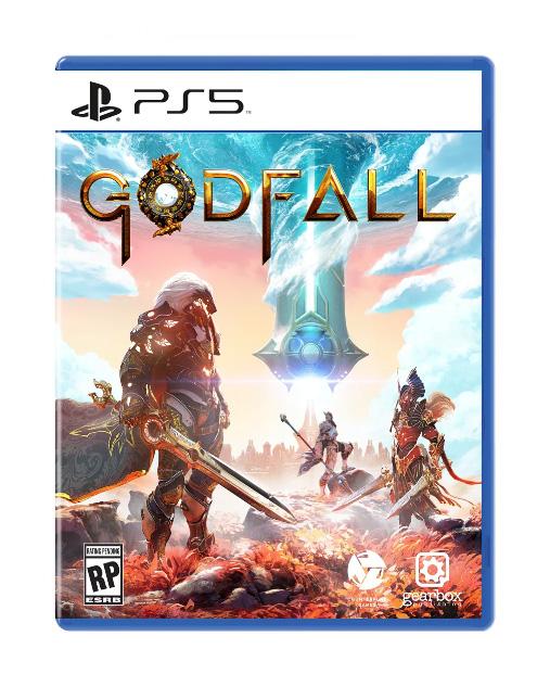 خرید بازی Godfall برای PS5