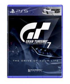 خرید بازی Gran Turismo 7 برای PS5