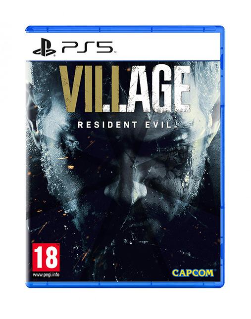 خرید بازی Resident Evil Village برای PS5
