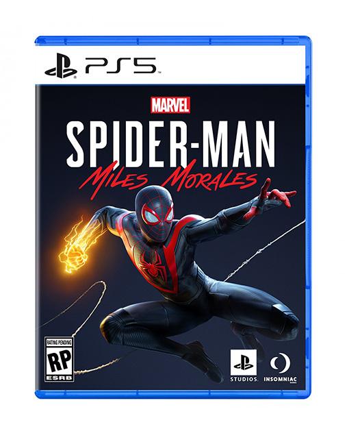 خرید بازی Spider Man Miles Morales برای PS5