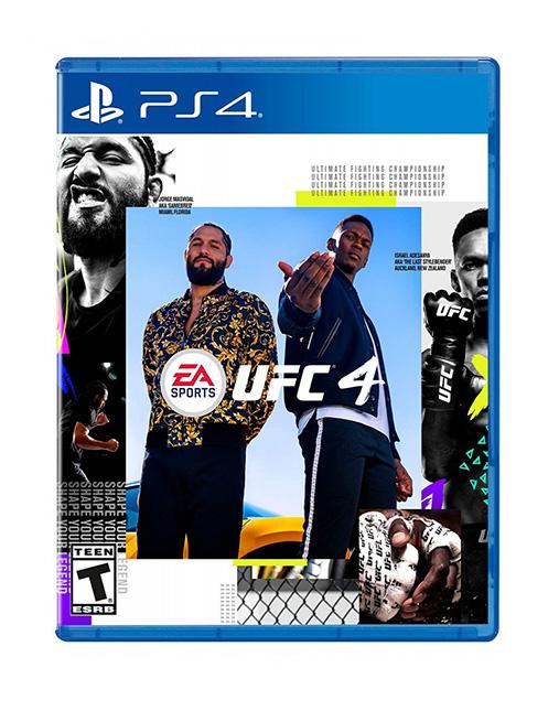خرید بازی UFC 4 برای PS4
