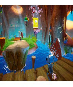 تصویر بازی SpongeBob SquarePants: Battle for Bikini Bottom – Rehydrated برای ps4 04