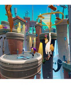 تصویر بازی SpongeBob SquarePants: Battle for Bikini Bottom – Rehydrated برای ps4 01