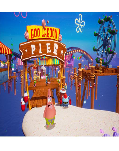 تصویر بازی SpongeBob SquarePants: Battle for Bikini Bottom – Rehydrated برای ps4 02