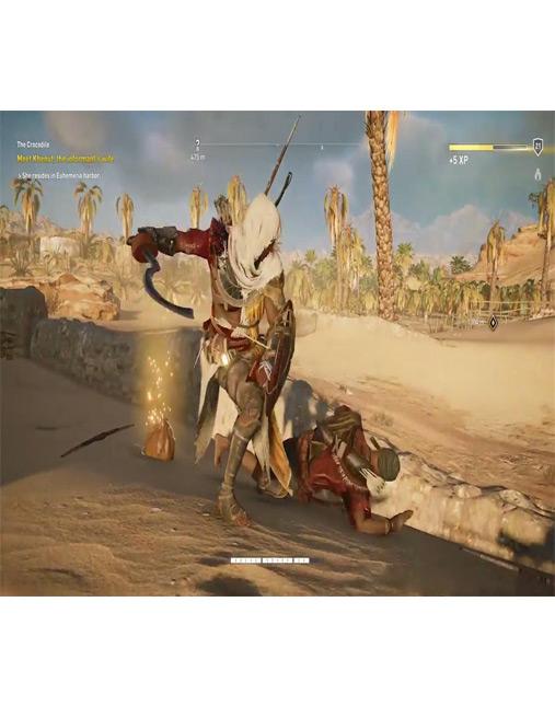 تصویر بازی Assassin's Creed Origins برای Ps4 01