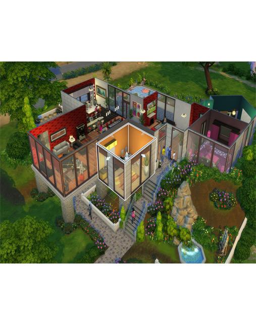 تصویر بازی Sims4 برای Ps4 01