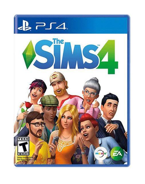 خرید بازی sims4 برای Ps4