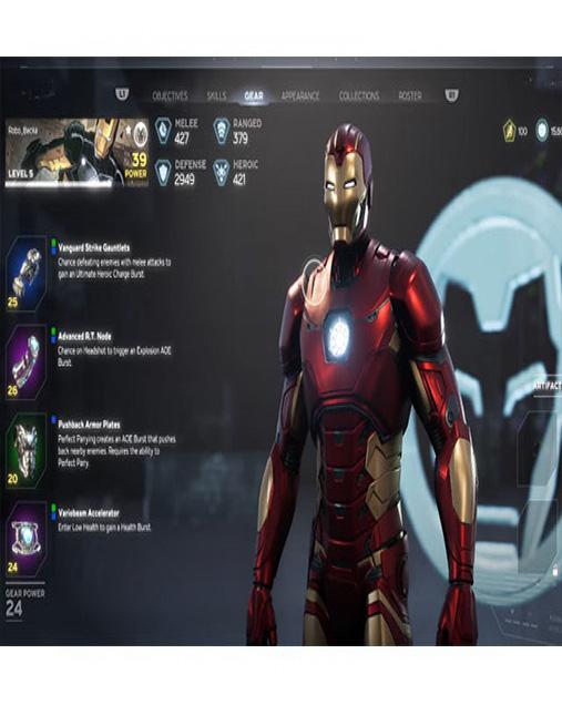 تصویر بازی Marvel's Avengers برای Ps4 04