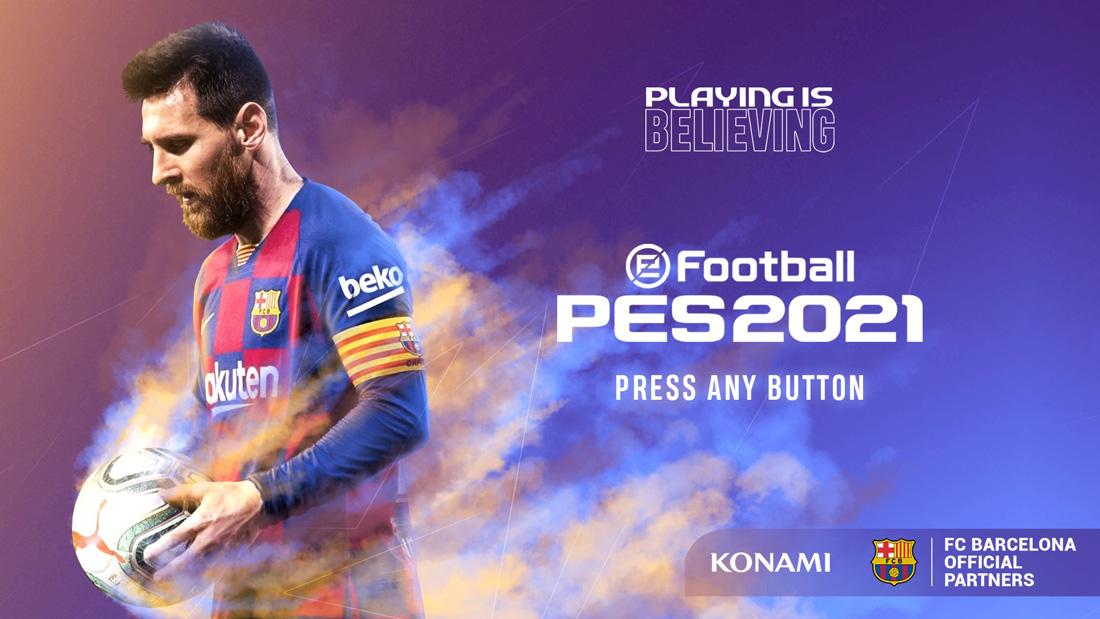 تصویر نقد و بررسی بازی EFootball PES 2021 برای PS4 01