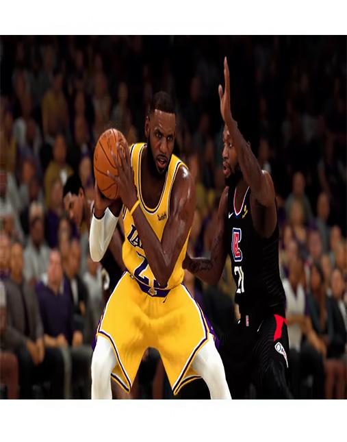 تصویر بازی NBA 2K21 برای Ps4 01