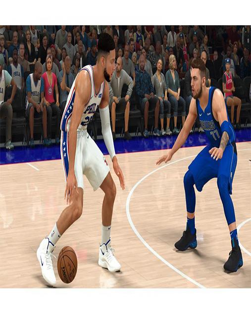 تصویر بازی NBA 2K21 برای Ps4 02