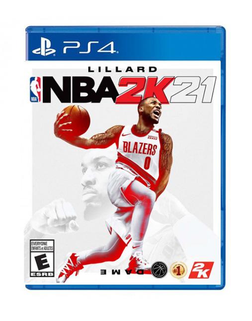 خرید بازی NBA 2K21 برای Ps4