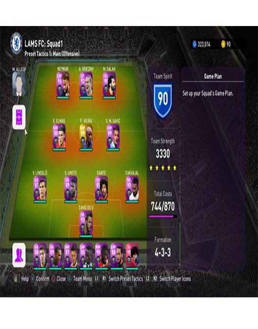 تصویر بازی EFootball PES 2021 برای Ps4 04