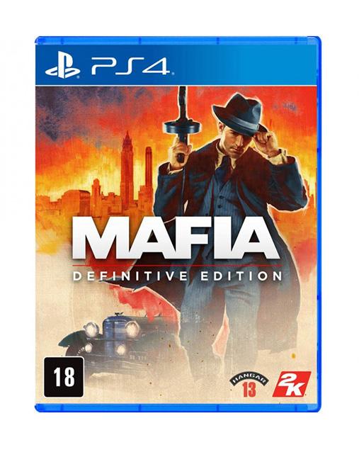 خرید بازی Mafia Definitive Edition برای Ps4