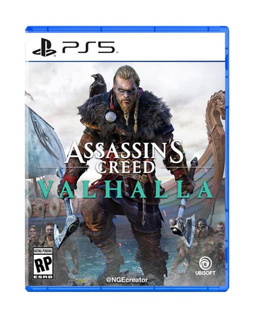 خرید بازی Assassins creed Valhalla برای Ps5