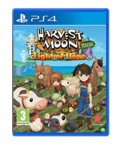 خرید بازی Harvest Moon برای Ps4