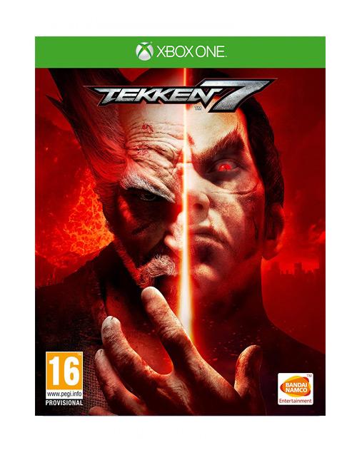 خرید بازی Tekken 7 برای Xbox One