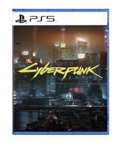 خرید بازی cyberpunk 2077 برای ps5