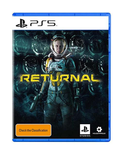 خرید بازی returnal برای Ps5