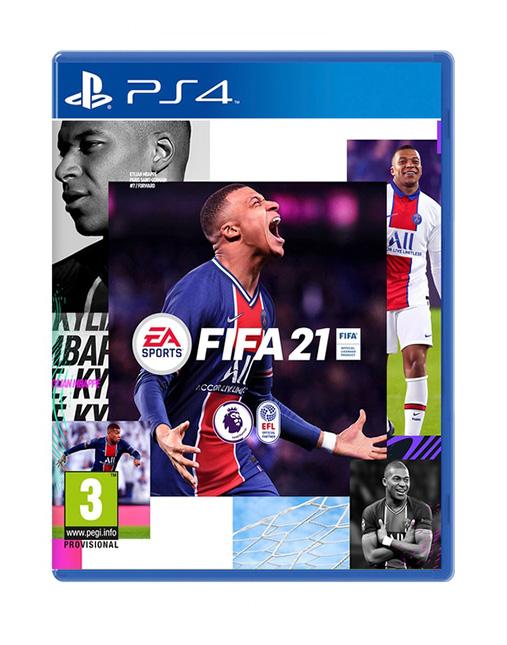 خرید بازی Fifa 21 برای PS4