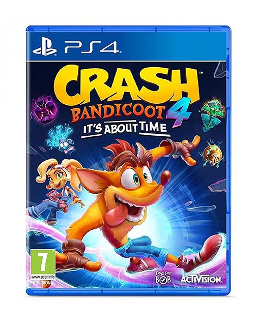 خرید بازی Crash Bandicoot 4 Its About Time برای Ps4