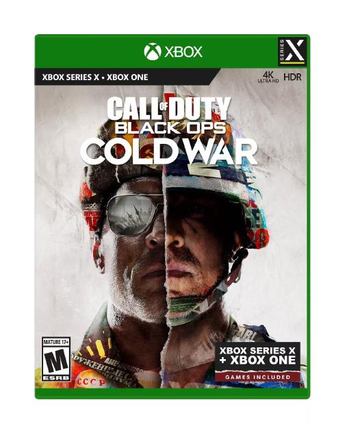خرید بازی Call of Duty Black Ops Cold War برای Xbox Series X