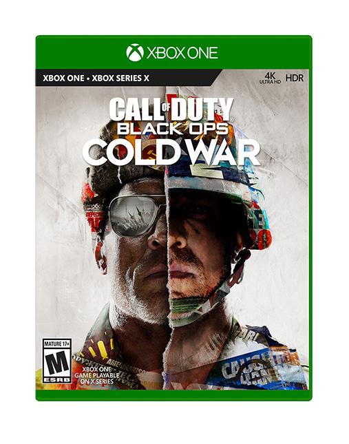 خرید بازی Call of Duty Black Ops Cold War برای Xbox One