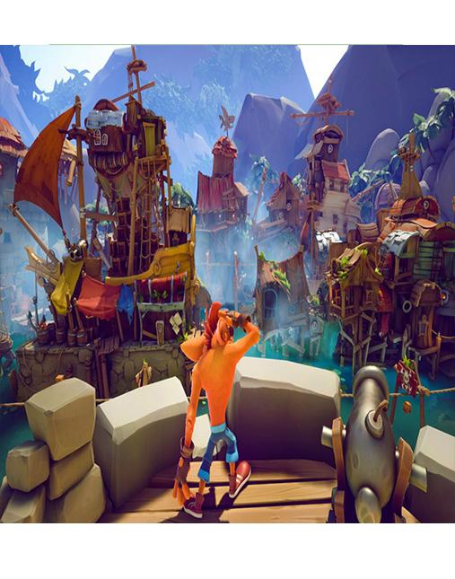 تصویر بازی Crash Bandicoot 4 Its About Time برای Xbox One 04