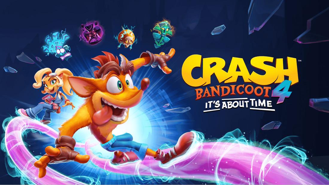 تصویر نقد و بررسی بازی Crash Bandicoot 4 Its About Time برای Ps4 01