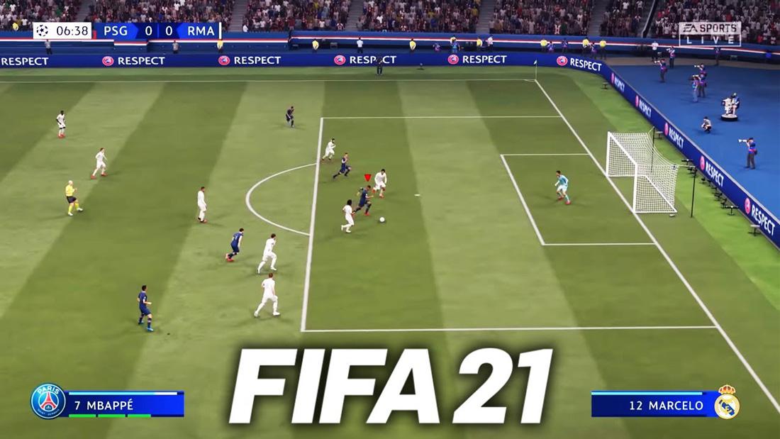 تصویر بازی Fifa 21 برای PS4 14